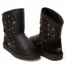 UGG & Jimmy Choo Starlit Metallic Chocolate
