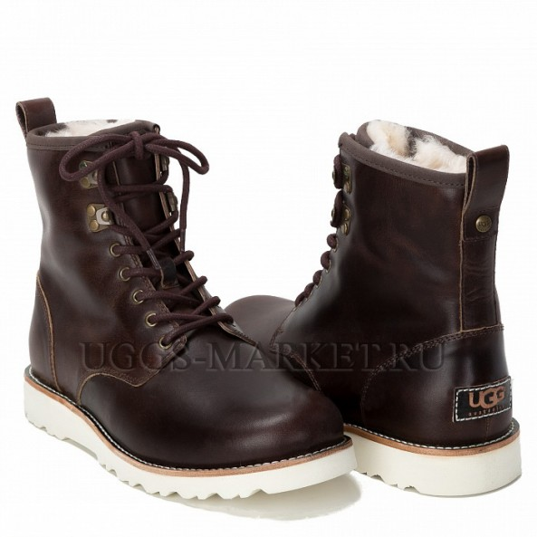 UGG Men's Hannen Chocolate