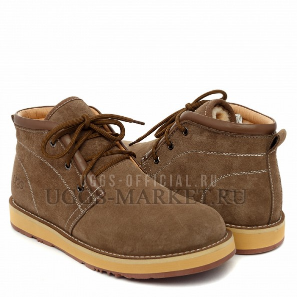 UGG Iowa Men's Boots Chocolate