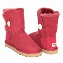 UGG Bailey Button Red