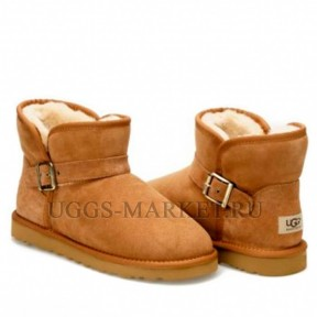 UGG Men's Mini Dylyn Chestnut