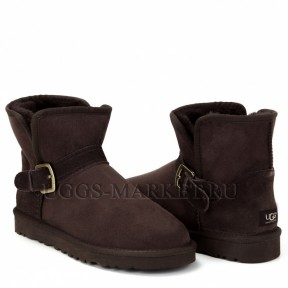 UGG Men's Mini Dylyn Chocolate