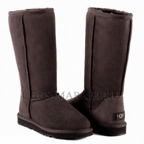 UGG Classic Tall II Chocolate