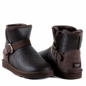 UGG Men's Mini Dylyn Metallic Chocolate