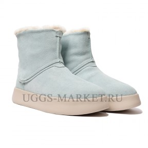 UGG Classic Short Boom Bootie Mint Green