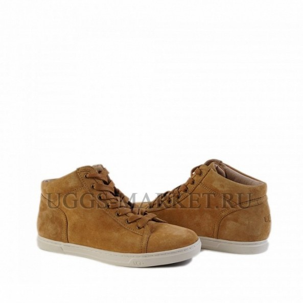 UGG Karine High Chestnut