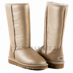 UGG Classic Tall Soft Gold
