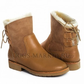 UGG Naiah Low Boots Chestnut