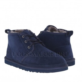 UGG Men's Neumel Navy New