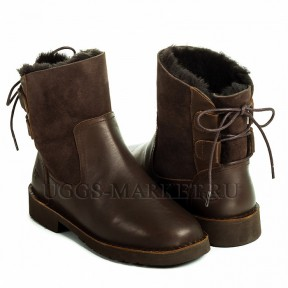 UGG Naiah Low Boots Chocolate