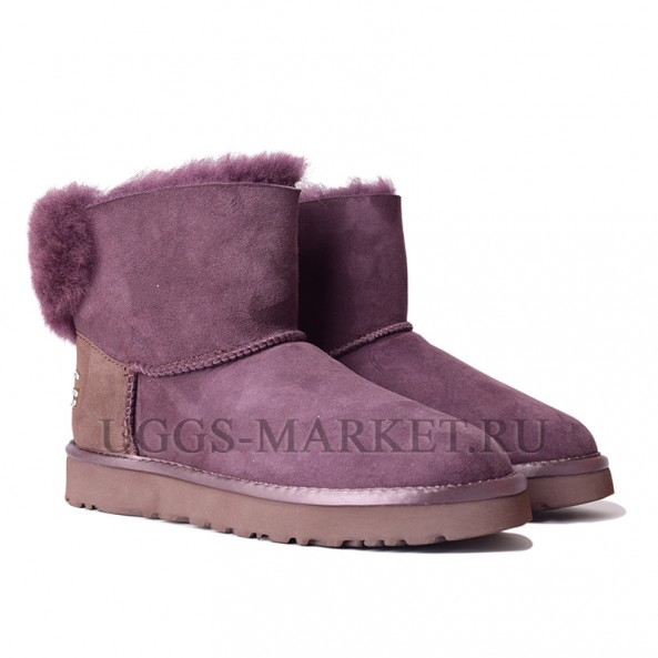 UGG Classic Mini Bling Port