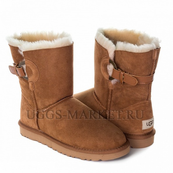UGG Nash Chestnut