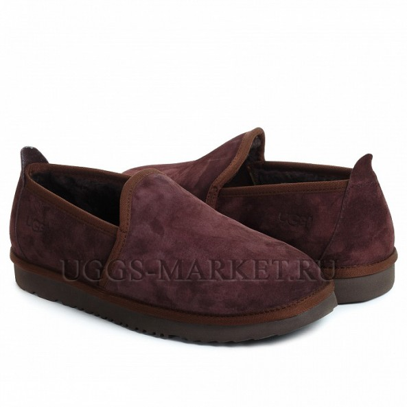 UGG Men's Newman Chocolate