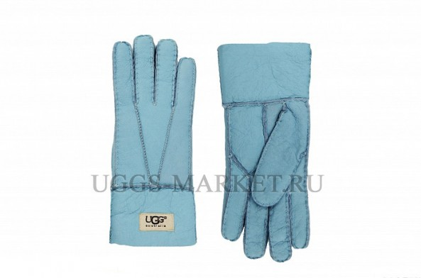 Перчатки UGG Classic Gloves Light Blue
