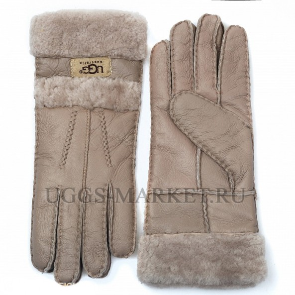 Перчатки UGG Gloves Tenney Grey