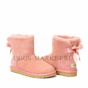 UGG Mini Bailey Bow Pink