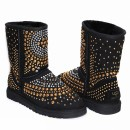 UGG & Jimmy Choo Mandah Black