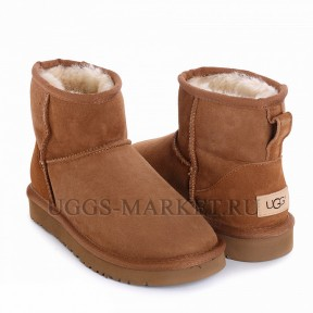 UGG Men's Classic Mini II Chestnut