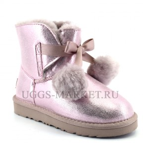 UGG Kids Gita Boot Dusk