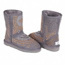 UGG & Jimmy Choo Mandah Grey