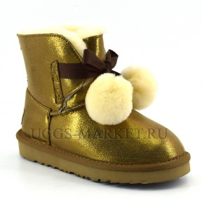 UGG Kids Gita Boot Gold