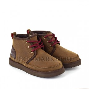 UGG Kids Neumel II WP Boot Grizzly