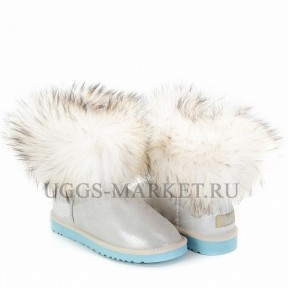 UGG Fox Fur Mini I Do