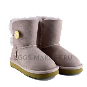 UGG Kids Bailey Button Dusk