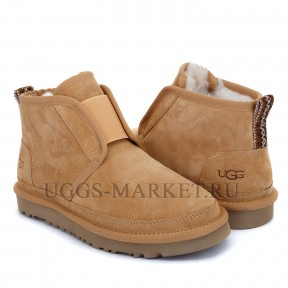UGG Neumel Pull-on Boot Chestnut