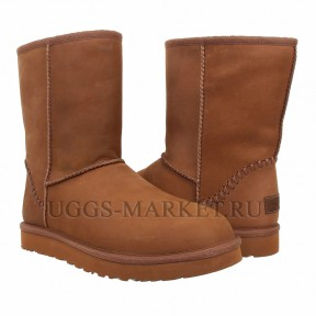 UGG Men's Classic Short Deco Chesnut