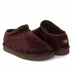 UGG Ultra Mini Tasman Chocolate