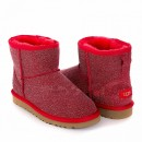 UGG & Jimmy Choo Mini Serein Red