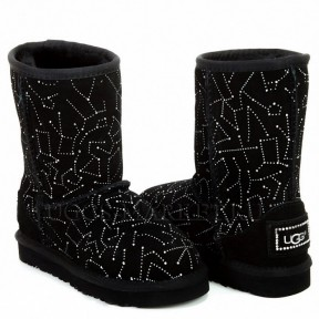 UGG Kids Constellation Black